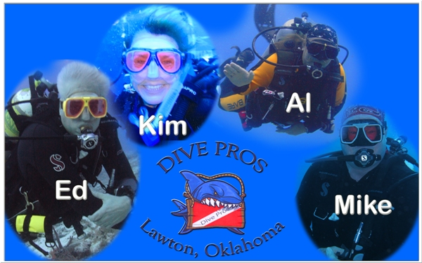 Dive Pros Staff